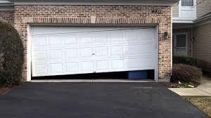 Off-Track Garage Door